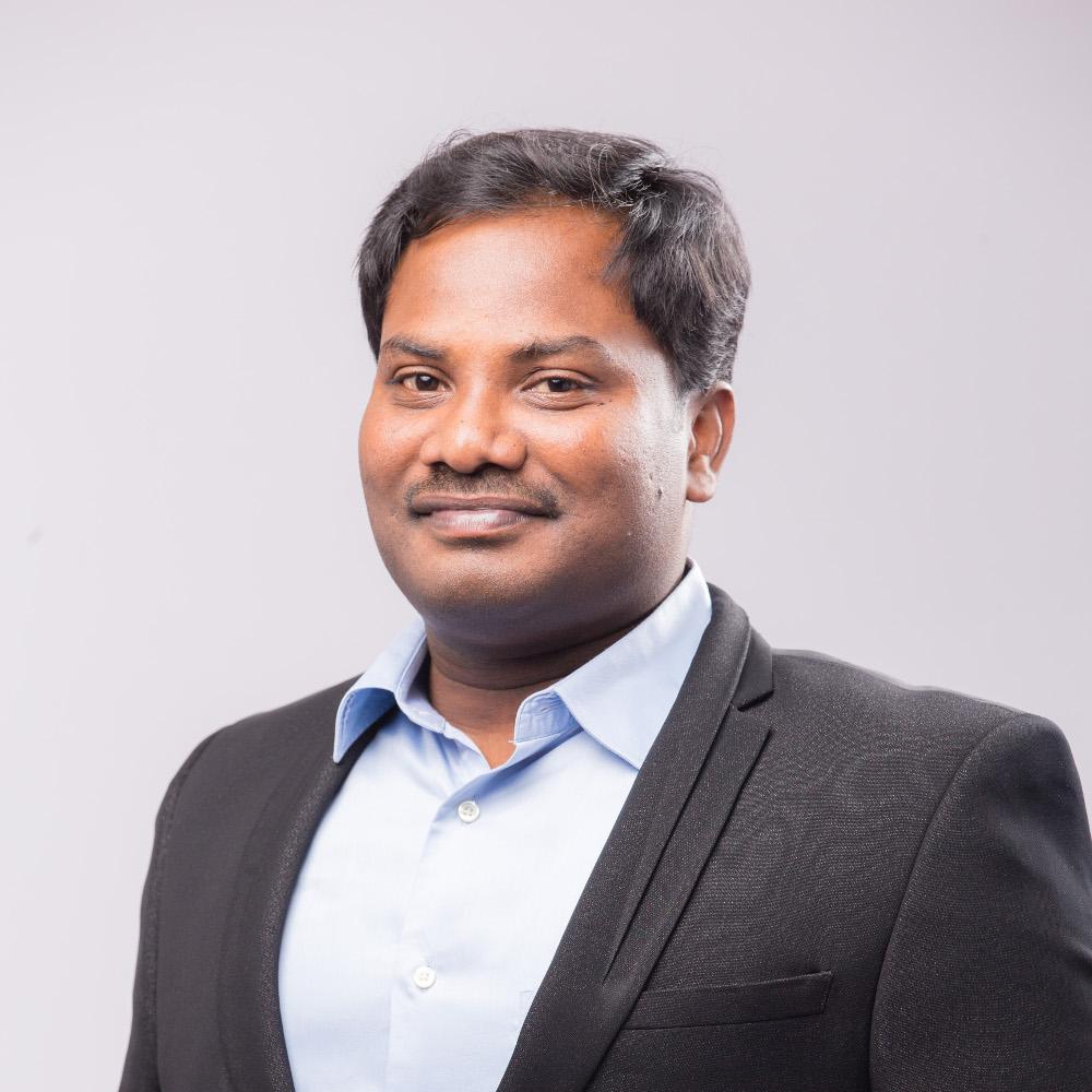 Mr. G Naveen Kumar